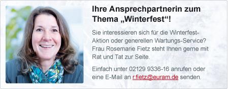 Winterfest-Service